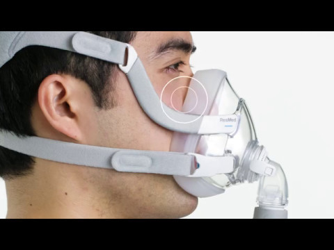 ResMed's Softest CPAP Mask