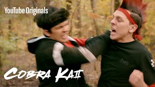 Kick like a Cobra - Inside the Stunts of Cobra Kai
