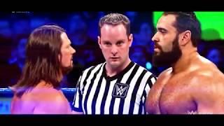 AJ STYLES VS. RUSEV (SmackDown) 2018 (VINE)