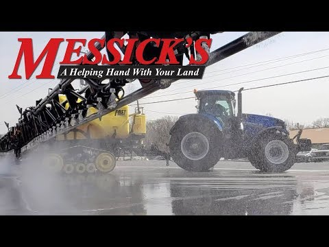 Awesome FAST sprayer | Raven Hawkeye | 2400 gallon, 120' Boom, Tracks! Picture