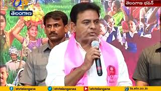 Andhra People requesting to launch TRS in AP: KTR..