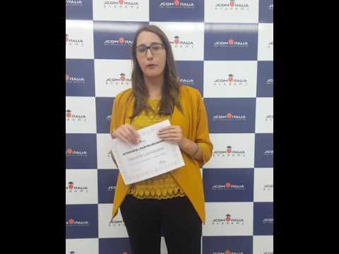"""Short Master """"E-commerce Manager"""" - Testimonianza di Miriam L."""