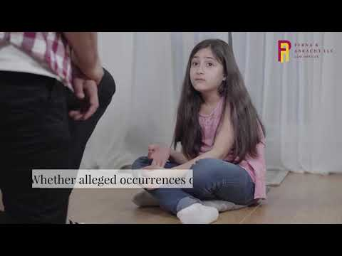 How does Domestic Abuse Affect Child Custody Cases