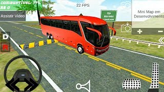 Elite Bus Simulator (by WZ Software) - Android Gameplay FHD