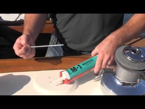 Bonding Deck Accessories with M 1 Marine SD