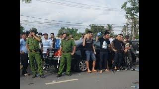 PLO - Những người trong xe bị giang hồ Đồng Nai bao vây là công an