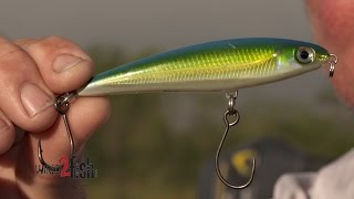 Fishing Trick with Saltwater Lures to Catch Freshwater Bass