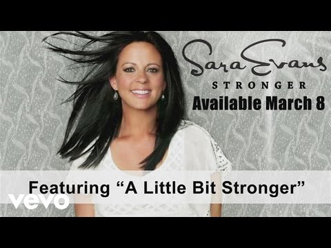 "Sara Evans - ""A Little Bit Stronger"" Interview"