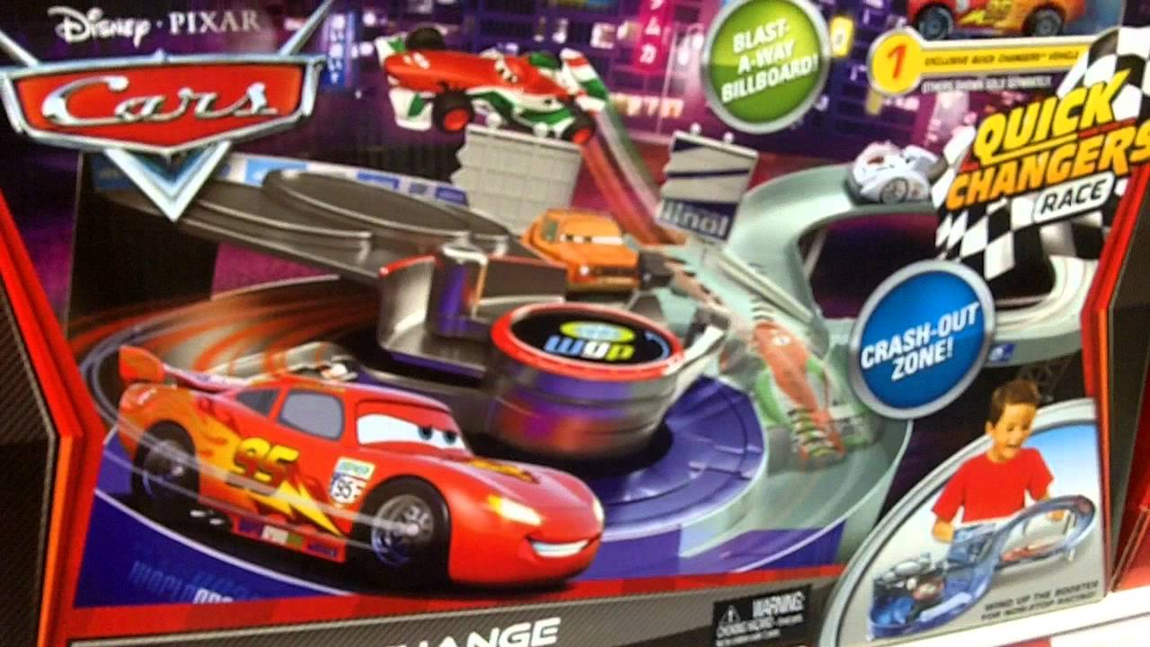 Disney Cars Youtube: Disney Cars 2 Toys Review At Toys R Us