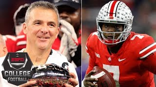 Ohio State wins Big Ten title vs. Northwestern, Haskins throws 5 TDs | College Football Highlights