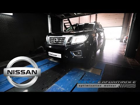 Nissan Navara 2.3 DCi Bi-Turbo Stage 1 By BR-Performance