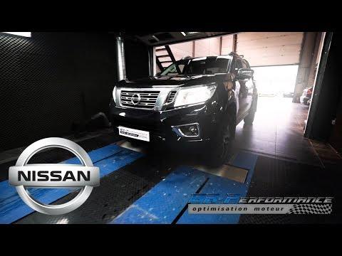Nissan Navara 2.3 DCi Bi-Turbo Stage 1 By BR-Performance