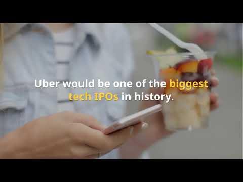 Uber Valuation Hits $120 Billion, IPO Still on Track for 2019