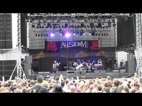 Alestorm - Midget Saw, Metalfest Open Air 2012