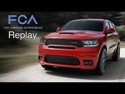 FCA Replay: April 13, 2018