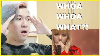 """""""LISA CAN'T SING!"""" um...then what is this? Reaction 