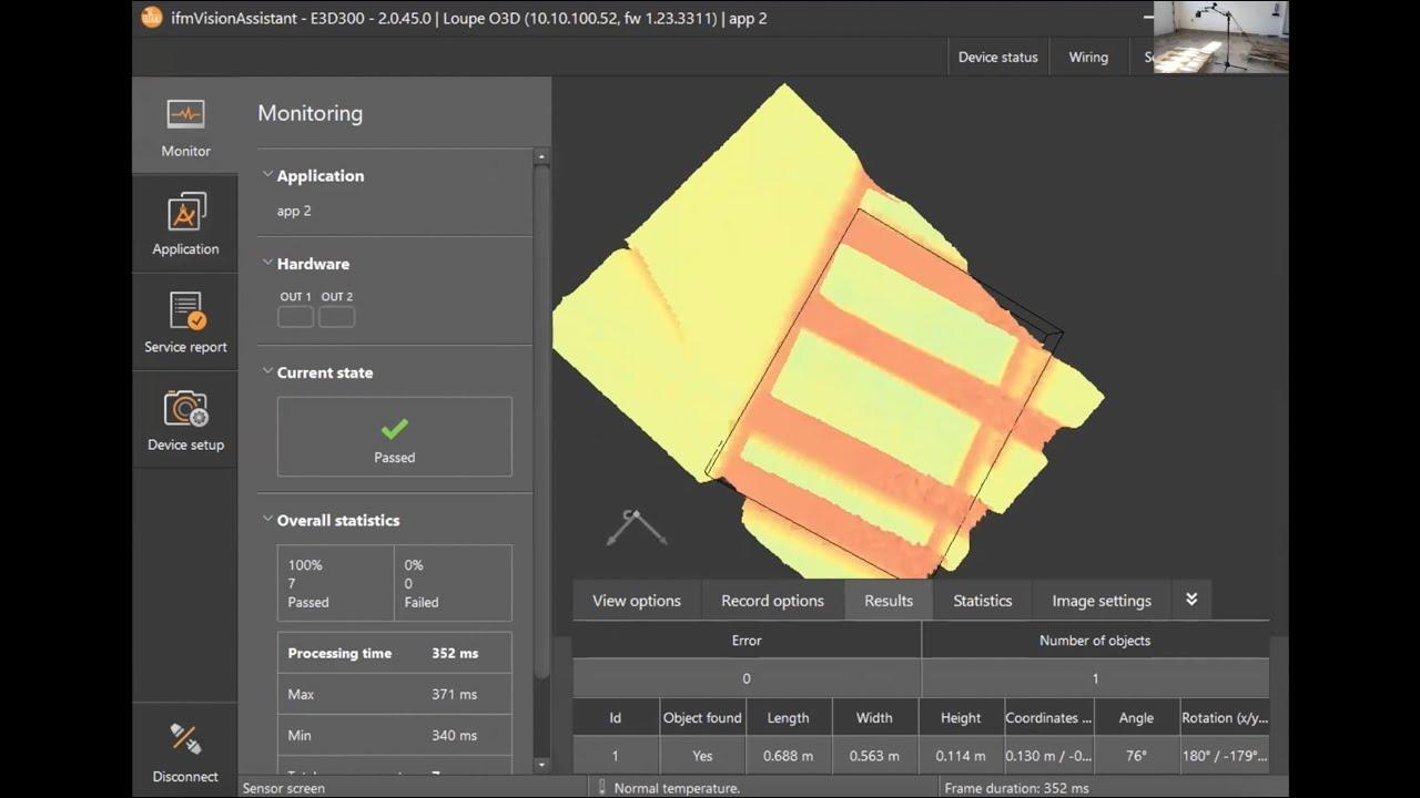 O3D Test Drive