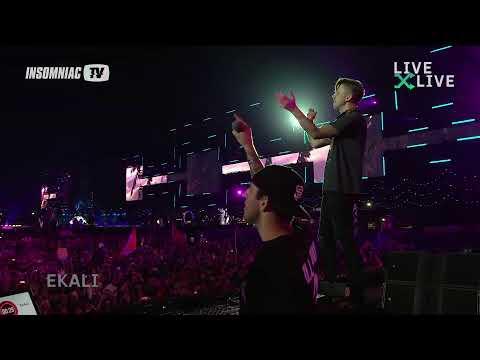 Ekali Live at EDC Las Vegas 2019