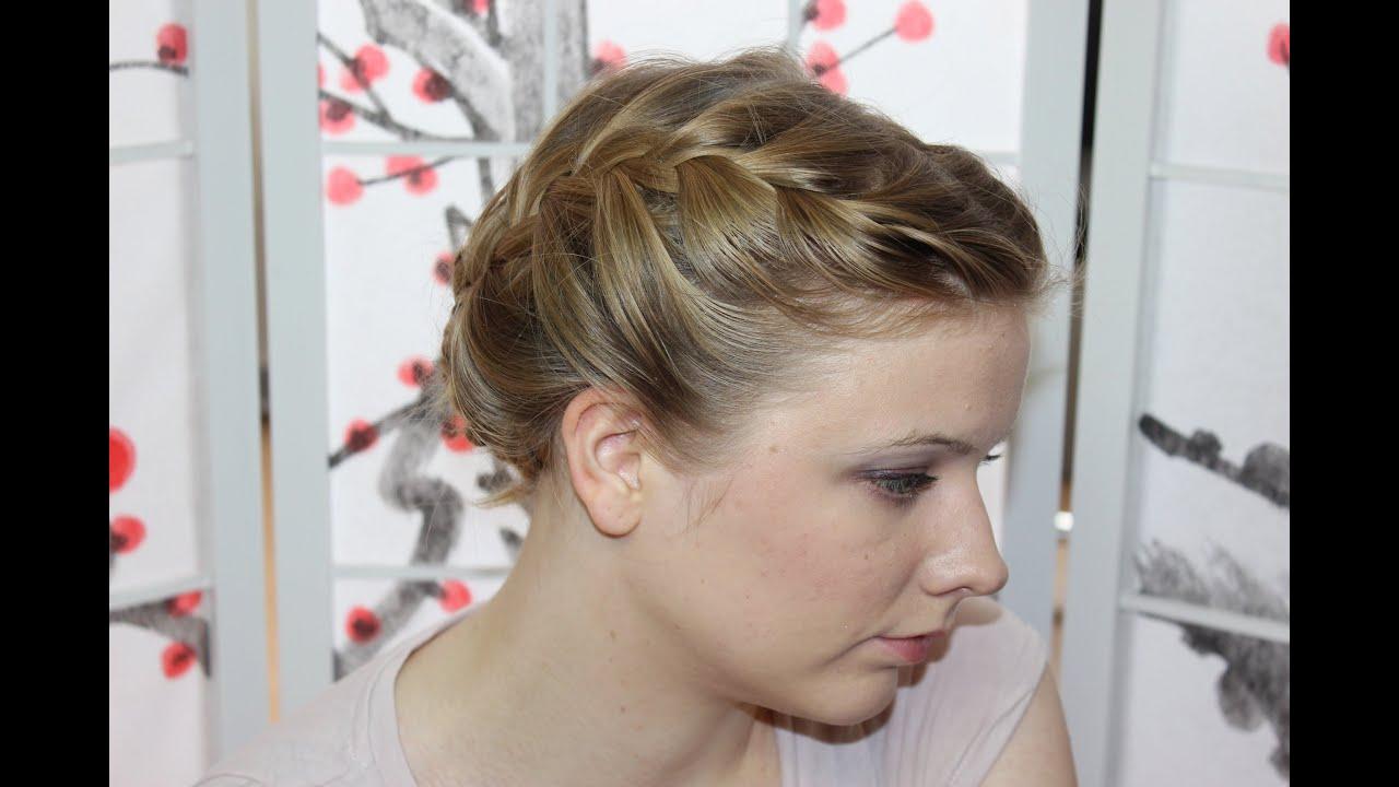 Flechtfrisuren Schulterlange Haare YM02 – Takasytuacja