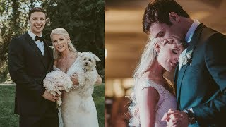WEDDING DAY VLOG! (Behind the Scenes)