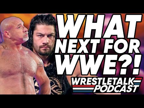 WWE SNUBS CM Punk! What Should WWE Do About Roman Reigns? | WrestleTalk Podcast