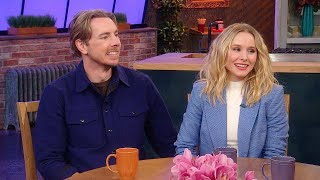 Kristen Bell & Dax Shepard On Who Plays Good Cop and Bad Cop With Daughters