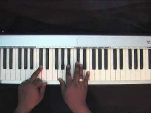 Because Of Who You Are - Vickie Yohe - Piano Tutorial