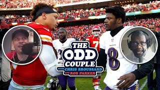 Rob Parker - Lamar Jackson and the Baltimore Ravens Will be in the Super Bowl Next Season