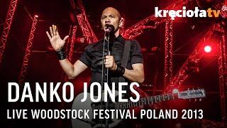Danko Jones LIVE Woodstock Festival Poland 2013 [FULL CONCERT]