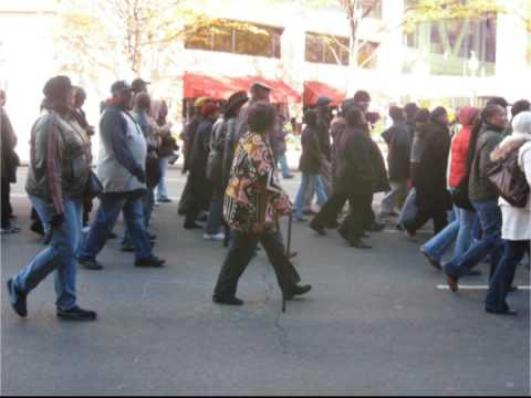 Fertile Ground - Black is... (Jena Six 6 March - DC - Nov. 07)