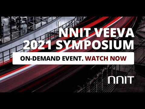 NNIT Veeva 2021 Symposium - 1: Key Note Presentation