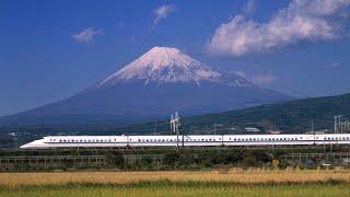 Tokyo to Kyoto | Bullet Train | Nozomi Shinkansen