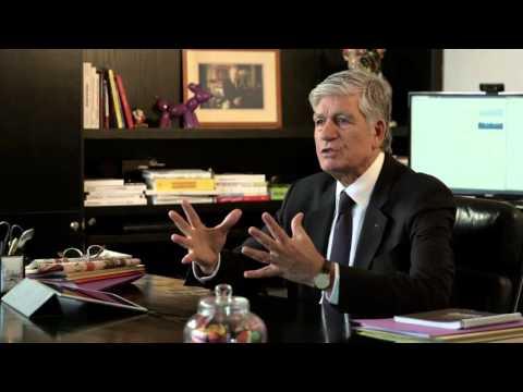 Publicis Groupe Transformation : Message vidéo de Maurice Lévy