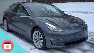 Tesla Model 3 Review - 6 Months Later