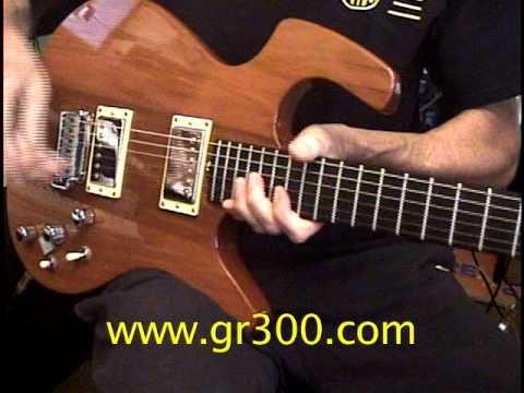 Parker P 44 Electric Acoustic Guitar Part One