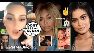 Jordyn Woods HOMELESS Kylie Kicked her Out! Kim Kardashian Warns Her Not to Mess with her Man! ❌👊