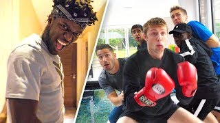 KSI VS THE SIDEMEN