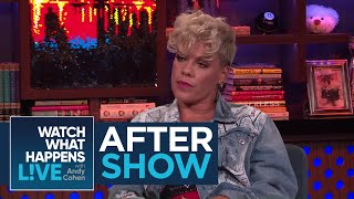 After Show: Pink Calls Out Kim Kardashian | WWHL