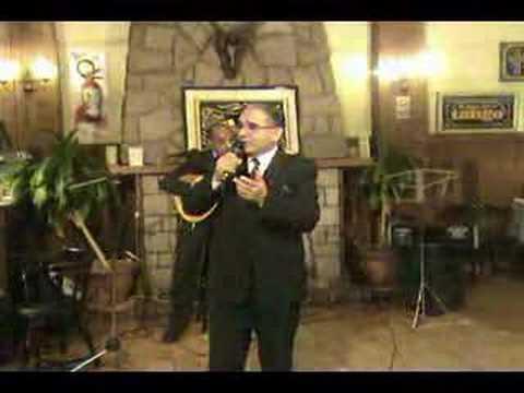 Pedacito de cielo - Tango - Canta: Carlos Romaní