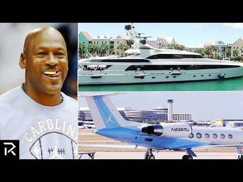 Часовник од 1 милион, куќа од 29 милиони - Како Мајкл Џордан ги троши неговите милијарди?