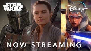 An Entire Galaxy | Star Wars | Disney+