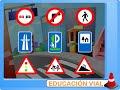 El significado de las formas en las señales de tráfico en Educación Vial