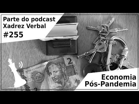 Economia Pós-Pandemia - Xadrez Verbal Podcast #255
