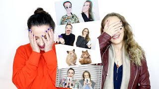 Reacting to your photoshopped thumbnails #1 | BEAUTY NEWS