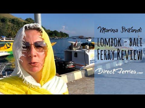 DirectFerries.com | Lombok to Serangan Bali via Marina Srikandi Ferry Review
