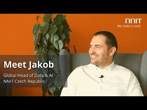 Meet Jakob Sassersen  Global Head of Data & AI in NNIT