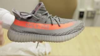 [VinaReview] Giày Adidas Yeezy 350 v2