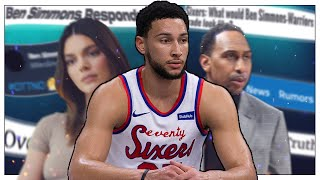 How Ben Simmons' Success Became His Own Detriment