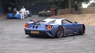 The BEST & WORST Supercar PowerSlides!!