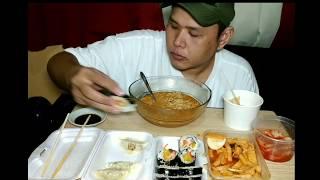 Korean food naman tayo (eating show)
